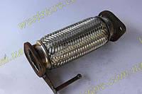 Гофра глушителя с фланцами Ланос-1,4 Lanos, фото 1