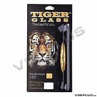 Защитное стекло Huawei Honor 10 Lite / P Smart 2019, TigerGlass, черный, 2.5D
