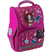 Рюкзак  (ранец) Kite школьный каркасный мод 501 Littlest Pet Shop PS19-501S