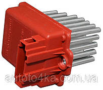 Резистор вентилятора обдува салона JP Group 1196850500