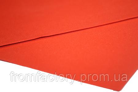 Фоамиран (разные цвета) 1мм/20х30см:Красный