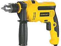 Электродрель ударная Stanley STDH6513