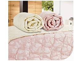 Одеяло бамбуковое с розами 200х220