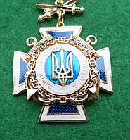 """Морской крест """"За заслуги"""" с мечами, фото 1"""