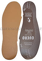 Стельки для обуви из кожзаменителя и латекса GS-006