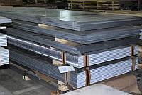 Плита алюминиевая 12 - 80 Д16