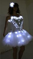 Led одежда Noblest Art платье-шоу (LY31192), фото 1