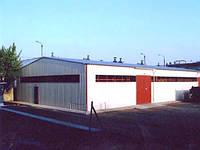 Строительство складских помещений Строительство складов и ангаров выполняется нашим предприятием с 1994года. З