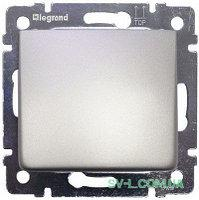 Механизм кабельного вывода алюминий 770147 Legrand Valena