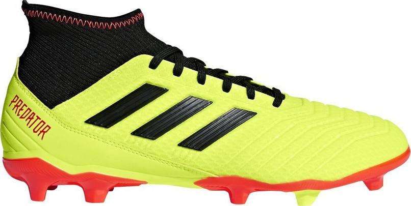 Футбольные бутсы Adidas Predator 18.3 FG (DB2003) - Оригинал