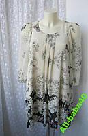 Платье женское р.42-46 легкое мини бренд New Look