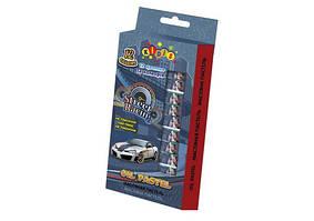 Пастель масляна KIDIS STREET RACING (спорт машини) 12 кольорів