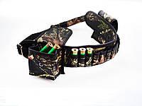 Патронташ з кишенями на 44 патрона Преміум колір 6, фото 1