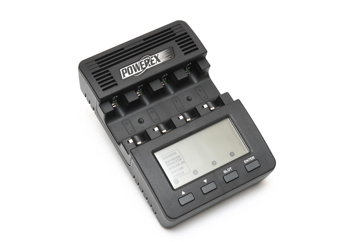 Зарядное устройство MAXA ''POWEREX MH-C9000''
