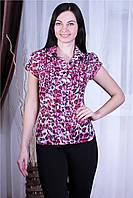 Блуза женская шифоновая Алина