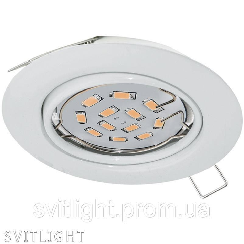 Точечный светильник встраиваемый 94239 Eglo