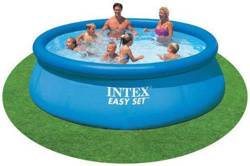 Бассейн надувной INTEX 56412  457*91 см, фото 2