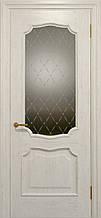 Двери ELEGANTE E-022.1, полотно, шпон, срощенный брус сосны