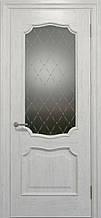 Двери ELEGANTE E-022.1, полотно+коробка+2 к-кта наличников+добор 90 мм, шпон, срощенный брус сосны