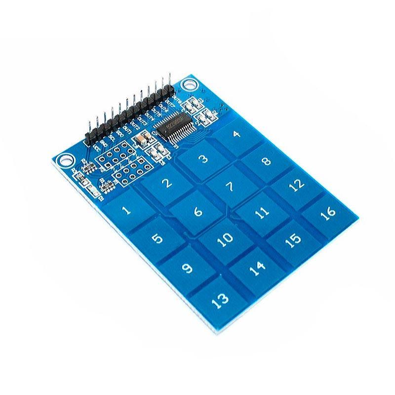 Сенсорная клавиатура для Arduino Модуль TTP229