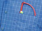 Многоразовые беруши на складной пластиковой дужке Х-300 Wurth, фото 2