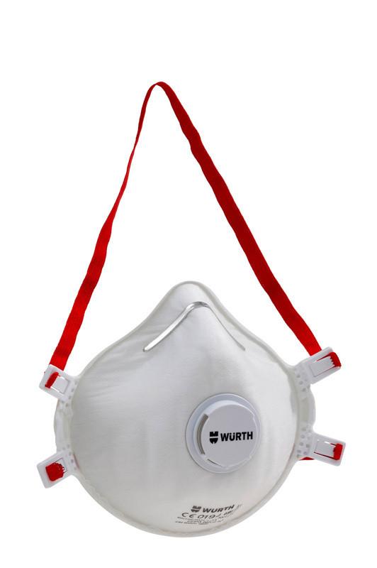 Чашеобразная маска CM 3000 V FFP3 NR D Wurth