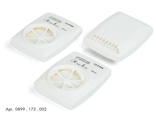 Фильтры для защиты от газов, пыли, противоаэрозольные 0899173002 для полумаски HM 173 Wurth