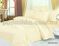Комплект постели Jakaranda cream Le Vele Двуспальный евро комплект