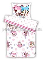 Комплект постели для малышей B.Kitties flower Le Vele Детский комплект