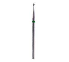 Насадка для фрезера с алмазным напылением - шарик 1мм/1мм