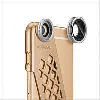 X-lens « Momax Ace iPhone 6S (camcapip6sl) » Gold