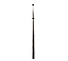 Насадка для фрезера с алмазным напылением - шарик 1,4мм/1,5мм