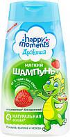 "Детский шампунь ""Happy Moments Дракоша"" с ароматом земляники 240 мл"