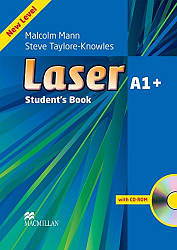 Laser 3rd Edition A1+ Student's Book with CD-ROM (Учебник)