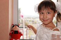Какие откосы лучше делать в детской?