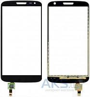 Сенсор (тачскрин) для LG G2 Mini D610, G2 Mini Dual Sim D618, G2 Mini D620, G2 Mini D625 Black