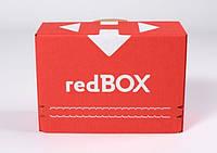 Коробка Новая почта Red Box  (рэд Бокс 1 кг )