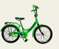 """Велосипед Like2bike 12"""" Rally Green 191214"""