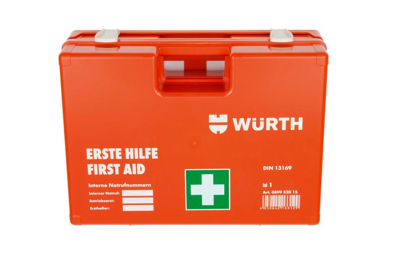 Аптечка большая DIN 13169 Wurth