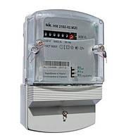 Счетчик однофазный НІК2102-02 220В (5-60)А 6400 М1В с индикатором магнитного поля «МАГНЭТ»