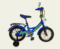 "Велосипед Like2bike 12"" Rally Blue 191215"