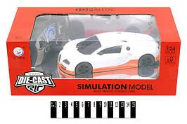 Машина Bugatti Veyron на радиоуправлении