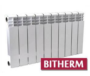 Біметалічний радіатор Bitherm 350/80 (Польща)