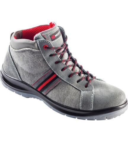 Ботинки Мода серые Wurth
