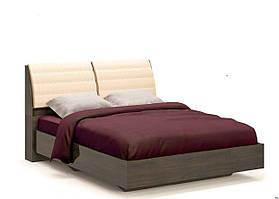 """Ліжко двоспальне """"Лондон"""" від Мебель Сервіс (морске дерево або крослайн лате)"""