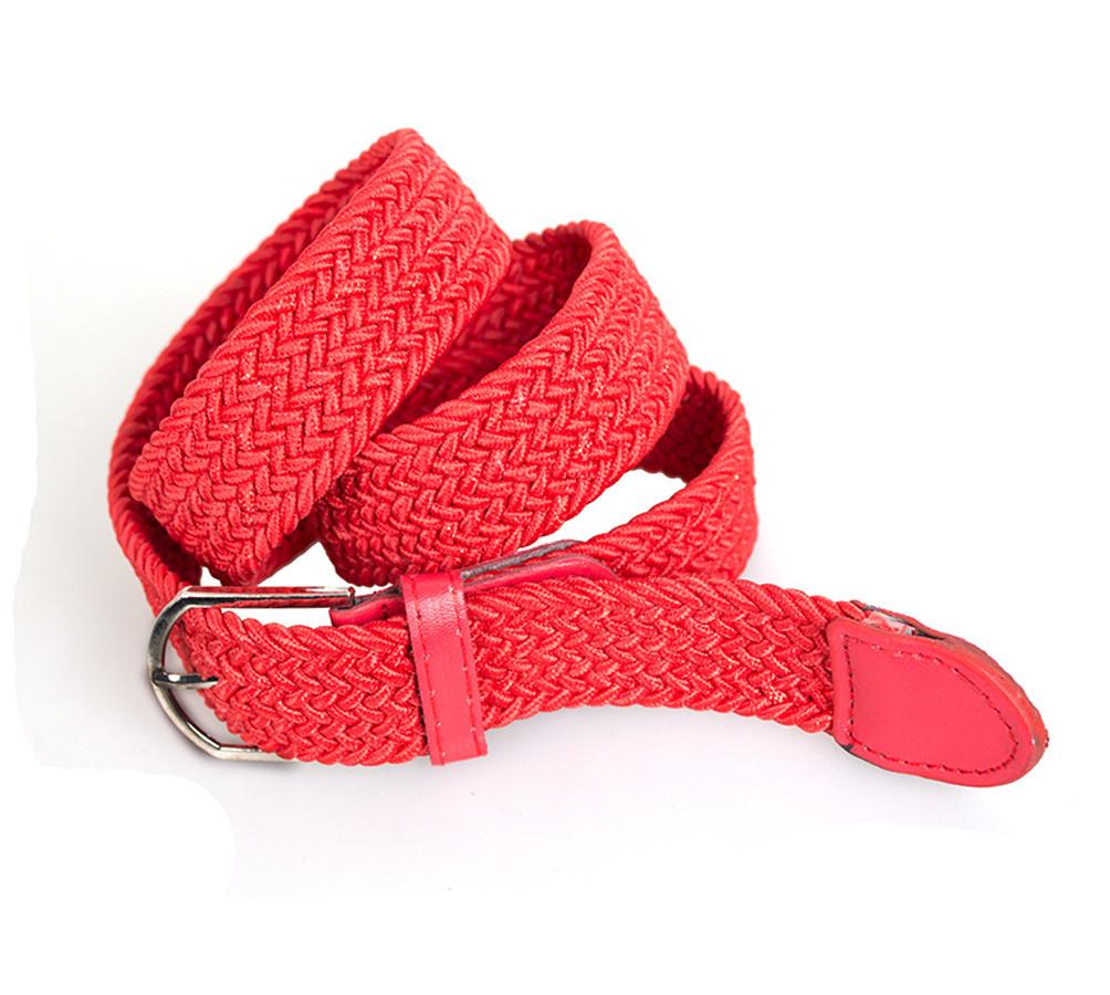 Женский эластичный пояс Dovhani REZ5602805-555 95-105 см Красный