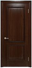Двери INTERIA I-011, полотно, шпон, срощенный брус сосны
