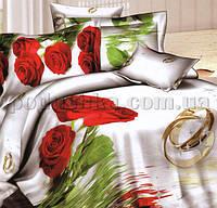 Постельное белье Love You Свадьба Полуторный комплект