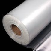 Пленка тепличная без UV (белая) - на 6 месяцев - РУКАВ 1,5м.