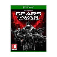 Гра Xbox One Gears of War: Ultimate Edition російська версія Microsoft Gears of War: Ultimate Edition (Xbox One) Black